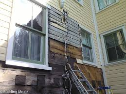 house siding exteriors tips for repairing or replacing dutch lap wood siding
