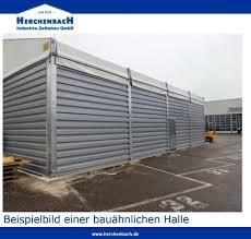B Om El Gebraucht Gebrauchte Leichtbauhalle 10 X 20 X 4 4m Schneelasthalle