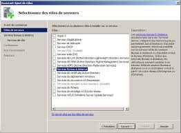 service bureau à distance partie iii installer terminal server