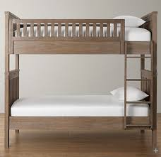 Restoration Hardware Bunk Bed The More The Merrier Bunk Beds Whatever Is Lovely