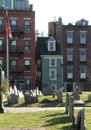 The Skinny House by North End Boston