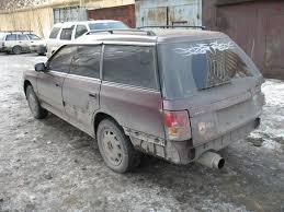 subaru loyale 1990 1991 subaru legacy wagon pictures
