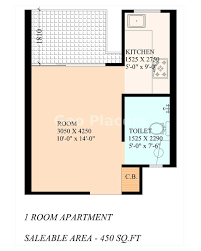 100 450 sq ft apartment small house plans under 500 square
