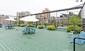 u shaped house plans with pool in middle 15 nyc apartment buildings with awesome outdoor spaces curbed ny