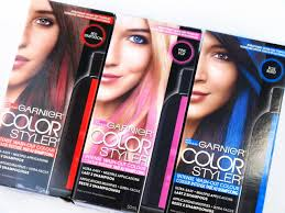 best wash out hair color garnier color styler intense wash out color review hair color