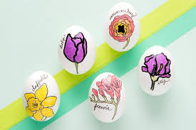 Easter Egg Decorations Easy by 54 Incredible Easter Egg Decorating Ideas Brit Co
