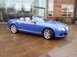bentley convertible blue speedmonkey bentley continental gtc w12 review