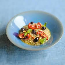 cuisiner quinoa recette de risotto de quinoa à la provençale