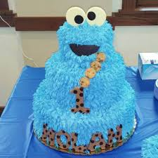cookie monster baby shower delicious creations party cakes u0026 specialty cakes near chicago