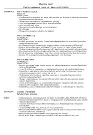 resume template administrative w experience project 211 lancaster parts resume sles velvet jobs