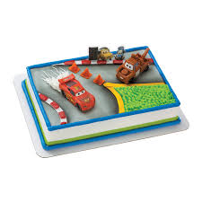 cars world grand prix cake via publix cakes the sweetest