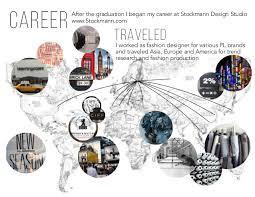 Resume For Fashion Designer Job My Career Success Stories Fashion Designer Visual Resume Creative U2026