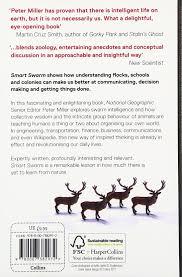 smart swarm using animal behaviour to organise our world amazon
