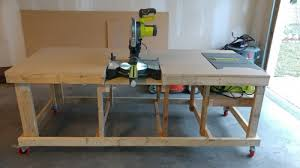 woodworking bench made from cedar woodworking talk