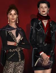 3d Fashion Design Software Designer Accessories 3d Models And 3d Software By Daz 3d