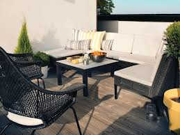 Ikea Patio Furniture by Ikea Ammero For Deck Off Dining Room Spring Fever Pinterest