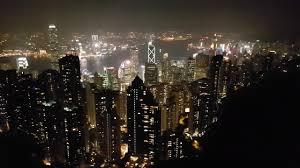 hong kong city nights hd wallpapers hong kong skyline by night uhd 4k youtube