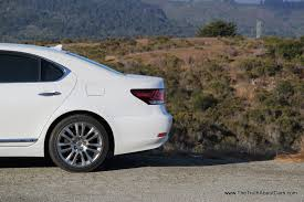 lexus ls 460 ugly wheels review 2014 lexus ls 600hl with video the truth about cars