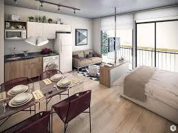 Small Apartment Interior Design Ideas Modern Small Studio Apartment Design Studio Interior Design Ideas