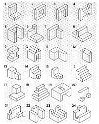 projection drawing worksheet title solutions cakepins com