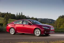 lexus es350 diesel fuel consumption 2013 lexus es 300h first drive