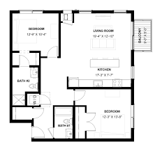 whitter neighborhood apartment floorplans chroma