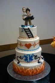 Ideas For Ems Fireman Wedding Cake Shared By By Take A Look And Follow Me