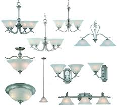 Brushed Nickel Light Fixtures How To Mix Bathroom Light Fixtures Brushed Nickel Measuring Up