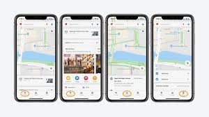 Google Maps App Multiple Destinations Google Maps Ios Update Adds New Bottom Bar With Real Time Transit