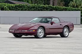 1993 corvette 40th anniversary 1993 chevrolet corvette 40th anniversary