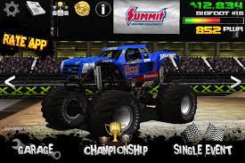 bigfoot monster truck game monster truck destruction ios review