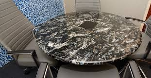 Granite Conference Table Granite Conference Tables And Reception Desks In St Louis