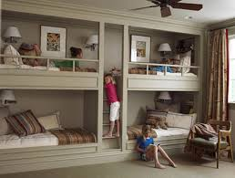 Built In Bunk Bed Appealing Built In Bunk Beds Fabulous Built In Bunk Beds For