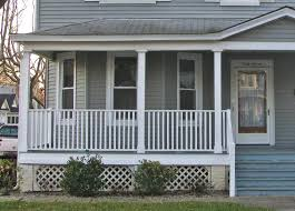 Outdoor Banister Porch Railing Height Building Code Vs Curb Appeal