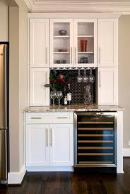 Bar In Dining Room Remodeling Gallery Construction Inc