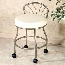 delightful swivel vanity chair ideas nity chairs bathroom vanity