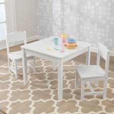 3 piece table and chair set kidkraft aspen kids 3 piece table and chair set reviews wayfair