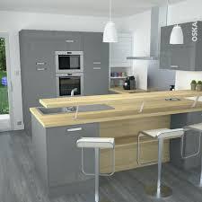 meuble ilot central cuisine merveilleux extérieur éclairage notamment 40 frais meuble ilot