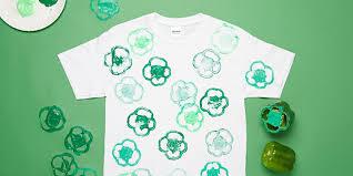 make this sham rockin u0027 shirt for st patrick u0027s day pepper print