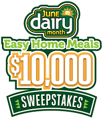 win cash on easy home meals 2017 june dairy month 10 000