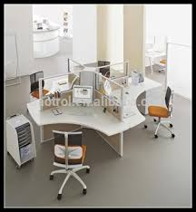 Office Desk Supply Office Desk Supply To Korea Market Quality Staff Work Station
