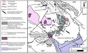 neogene tectonostratigraphic evolution of allochthonous terranes