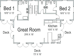 detached guest house plans floor plans for guest house house plan guest floor plans 2 bedroom