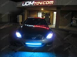 automotive led light bars 7 color led scanner light rgb led knight rider accent lighting kit
