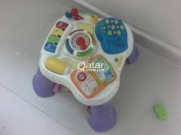 baby standing table toy standing table with music toy qatar living