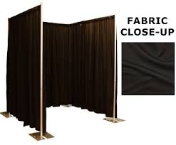 photo booth enclosure 8 foot photo booth kit with premier drapes craft show