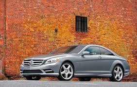 mercedes cl550 coupe guzzler no more improved fuel economy for the 2011 mercedes