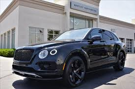 bentley onyx interior new vehicles for sale in northbrook il bentley northbrook