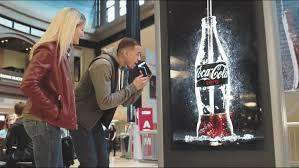 coke zero fan cam la prima cagna pubblicitaria bevibile di coke zero