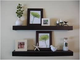 wall shelving ideas for living room